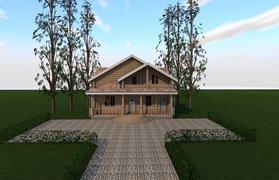 Проект дома БЦ-200