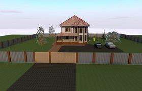 Проект дома К-260
